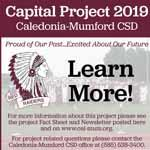 Public Meeting September 10, 2018 on the Upcoming Capital Project
