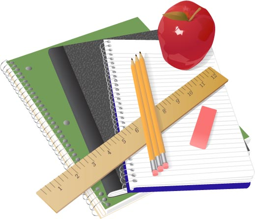 ES, MS, HS School Supplies for 2017-2018