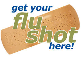 Flu Shot Clinic Here for the Public