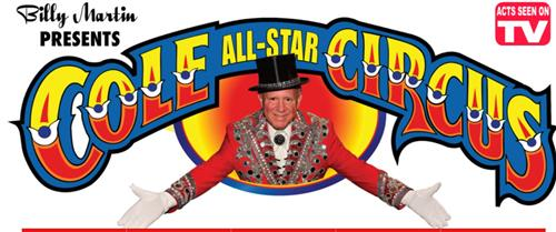 Billy Martin's Cole All Star Circus
