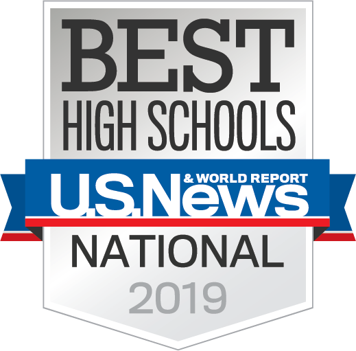CM Named to Best High Schools by U.S. News & World Report